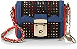 Trussardi Jeans Women's Saint Tropez Ecoleather Studs Mini Bag Cross-Body Bag