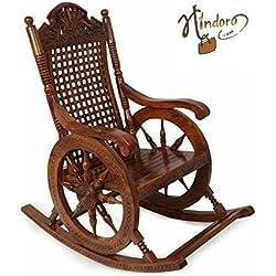 Hindoro Enterprises Grandpa Relaxing Rocking Chair