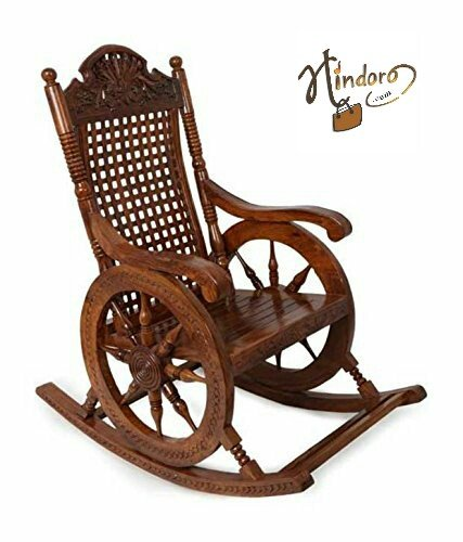 Hindoro Enterprises Grandpa Relaxing Rocking Chair