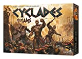 Matagot SAS MATSCYC3 - Cyclades, Gioco da tavolo - Espansione: Titans [importato dalla Francia]
