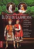 Zarzuela, El Duo De La Africana Dvd