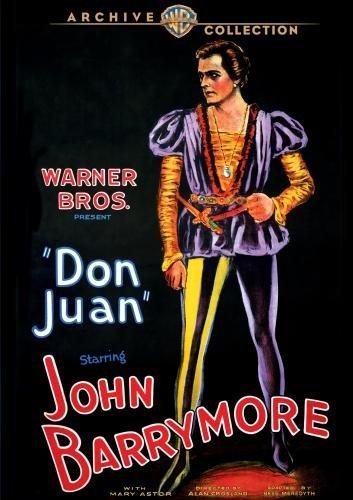 Don Juan by John Barrymore