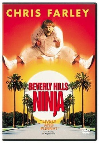 Beverly Hills Ninja by Chris Farley