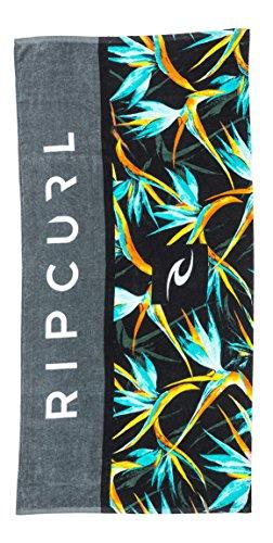 rip-curl-combine-drap-de-plage-noir-taille-unique