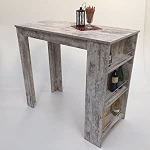 bartisch stehtisch canyon white pine k che. Black Bedroom Furniture Sets. Home Design Ideas