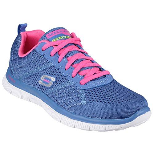 Skechers - Flex AppealObvious Choice, Sneakers da donna Viola/Rosa