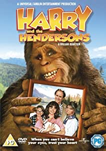 Harry and The Hendersons [Import anglais]