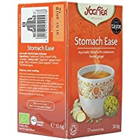 Stomach Ease (17bag) 10 Pack Bulk Savings by YOGI TEAS - AYURVEDIC preisvergleich bei billige-tabletten.eu