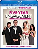 Five Year Engagement [Reino Unido] [Blu-ray]