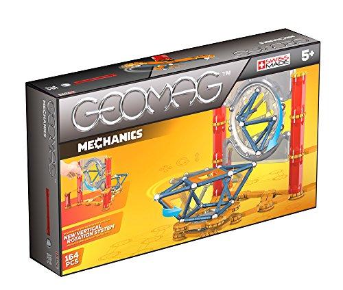 Geomag 724 - Baukästen, Mechanics, 164-teilig