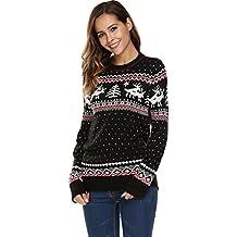 san francisco c8074 4b476 weihnachtspullover damen - Suchergebnis auf Amazon.de für
