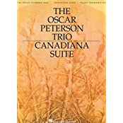 Peterson Oscar Canadiana Suite 2Nd Edition Artist Transcription Pf Bk
