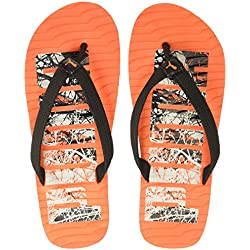 Puma Unisex Miami Fashion Dp Black-Orange Hawaii House Slippers - 4 UK/India (37 EU)