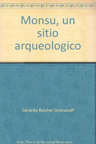 monsu-un-sitio-arqueologico-biblioteca-banco-popular-spanish-edition