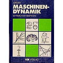 maschinendynamik vdi buch