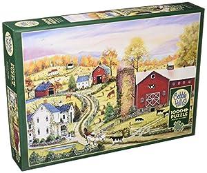 Cobblehill 80004 - Puzzle de 1000 Piezas, diseño de la vanguardia