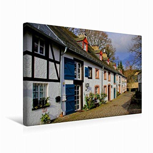 Preisvergleich Produktbild Premium Textil-Leinwand 45 cm x 30 cm quer, Kronenburg | Wandbild, Bild auf Keilrahmen, Fertigbild auf echter Leinwand, Leinwanddruck (CALVENDO Natur)