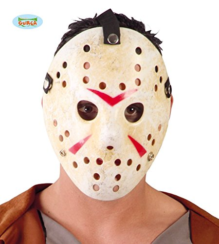 41 - Horrormaske (Film-halloween-kostüme Lustig)