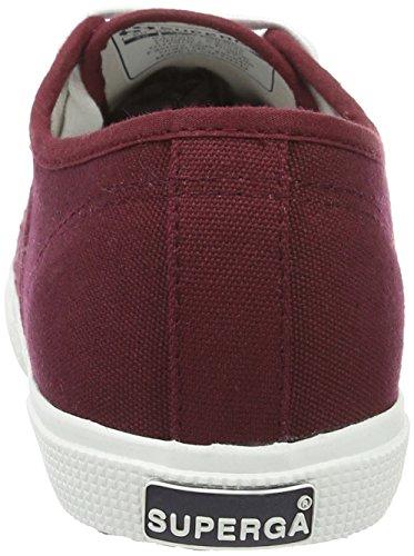 Superga 2950 Cotu - Sneakers unisex Rosso (Dark Bordeaux)
