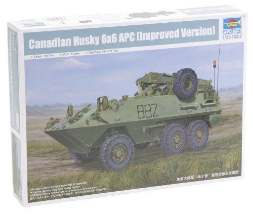 Trumpeter 01506 - 1/35 Kanadischer AVGP Husky Panzer, verbesserte Ausführung