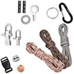 The Friendly Swede DIY Paracord Kit