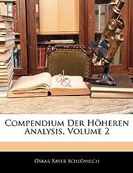 Compendium Der Höheren Analysis, Volume 2