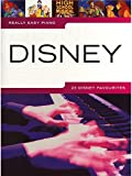 Really Easy Piano - Disney - Partitions