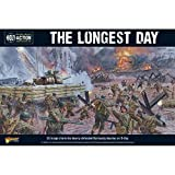 WAR-40261001 - Warlord Games - Bolt Action - Set Für Den Längsten Tag - 28-mm-Miniaturen - USA - Deutsch - Zweiter Weltkrieg - Bolt Action