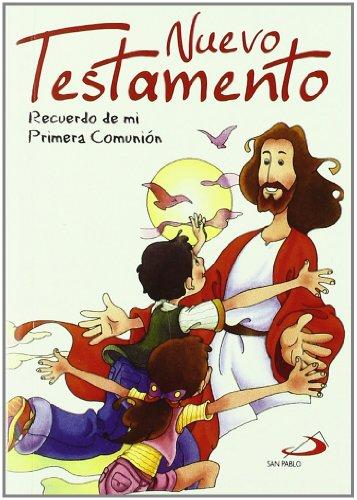 Nuevo Testamento: Recuerdo de mi Primera Comunión por Equipo San Pablo