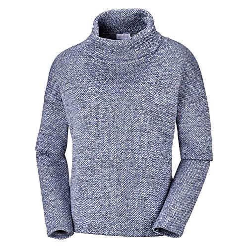 Columbia Damen Pullover Chillin Fleece Pullover 1803871 Bluebell L -