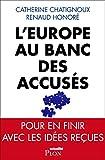 Image de L'Europe au banc des accusés