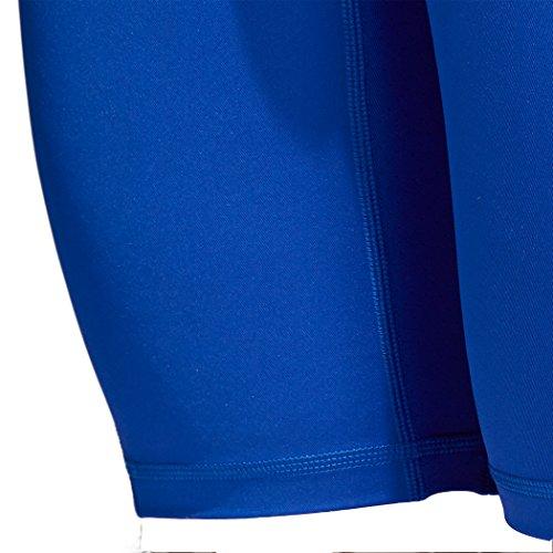 Adidas Da Uomo Alpha Skin Short Tights Bold Blue