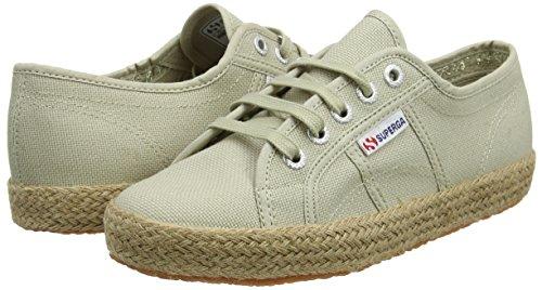 Superga 2750 Cotropeu Sneaker Unisex Adulti Beige Taupe 949 37.5 EU