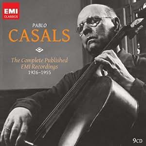 Pablo Casals – The Complete Published EMI Recordings 1926-1955