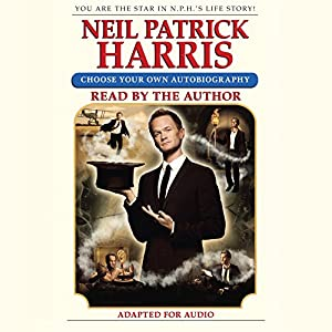 Neil patrick harris choose your own autobiography for Choose your own home