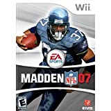 Madden NFL 07 - Nintendo Wii by Electronic Arts