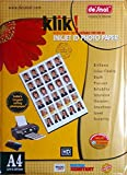 #6: Desmat Glossy Photo Paper For Inkjet Printers A4 Size, 3x20=60 Sheets, 180gsm