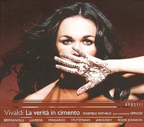 Vivaldi - La verità in cimento (Jeans Lauren Indigo)