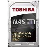 Toshiba HDWQ140UZSVA Disque dur interne 4 To SATA
