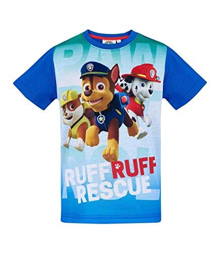 Nickelodeon Paw Patrol T-Shirt Blau (98)