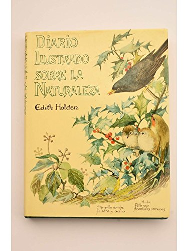 Diario ilustrado sobre la naturaleza por Edith Holden