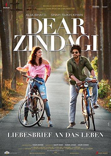 Liebesbrief an das Leben - Dear Zindagi - (Erstauflage mit Poster)