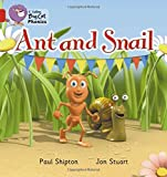 Ant and Snail: Band 02A/Red A (Collins Big Cat Phonics)