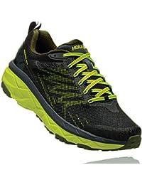 Hoka One - Zapatillas para Correr en montaña para Hombre Negro Negro 49 ...