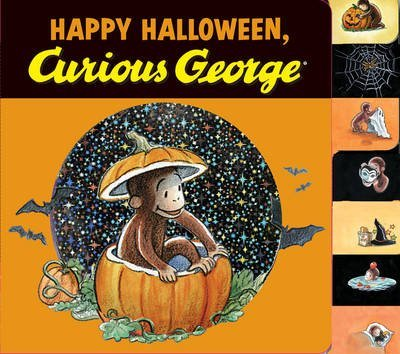 [(Curious George Happy Halloween )] [Author: H. A. Rey] - George Curious Halloween, Happy