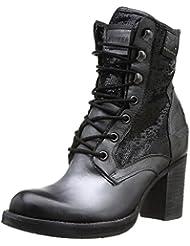 Bunker Mega, Boots femme