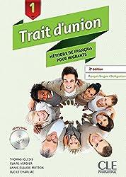 Trait d'union 1 : Méthode de français pour migrants (1CD audio MP3)