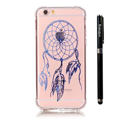 inShang iPhone 7 Plus Coque Housse de Protection Etui 4,7 Plus inch [Transparent Coque d'iPhone] [bronzante technologie 3D image], Ultra mince et léger Case Cover de protection pour iPhone 7 Plus 4,7  05