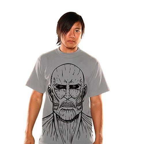 Attack on Titan T-Shirt Titan Sketch NekoWear shirts