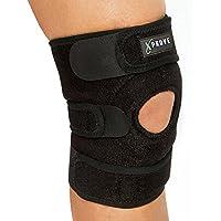 Atmungsaktive Kniebandage + Hochwertige Knieorthese schützt u. beugt Verletzungen vor + Stabilisierend + Schmerzlindernd... preisvergleich bei billige-tabletten.eu